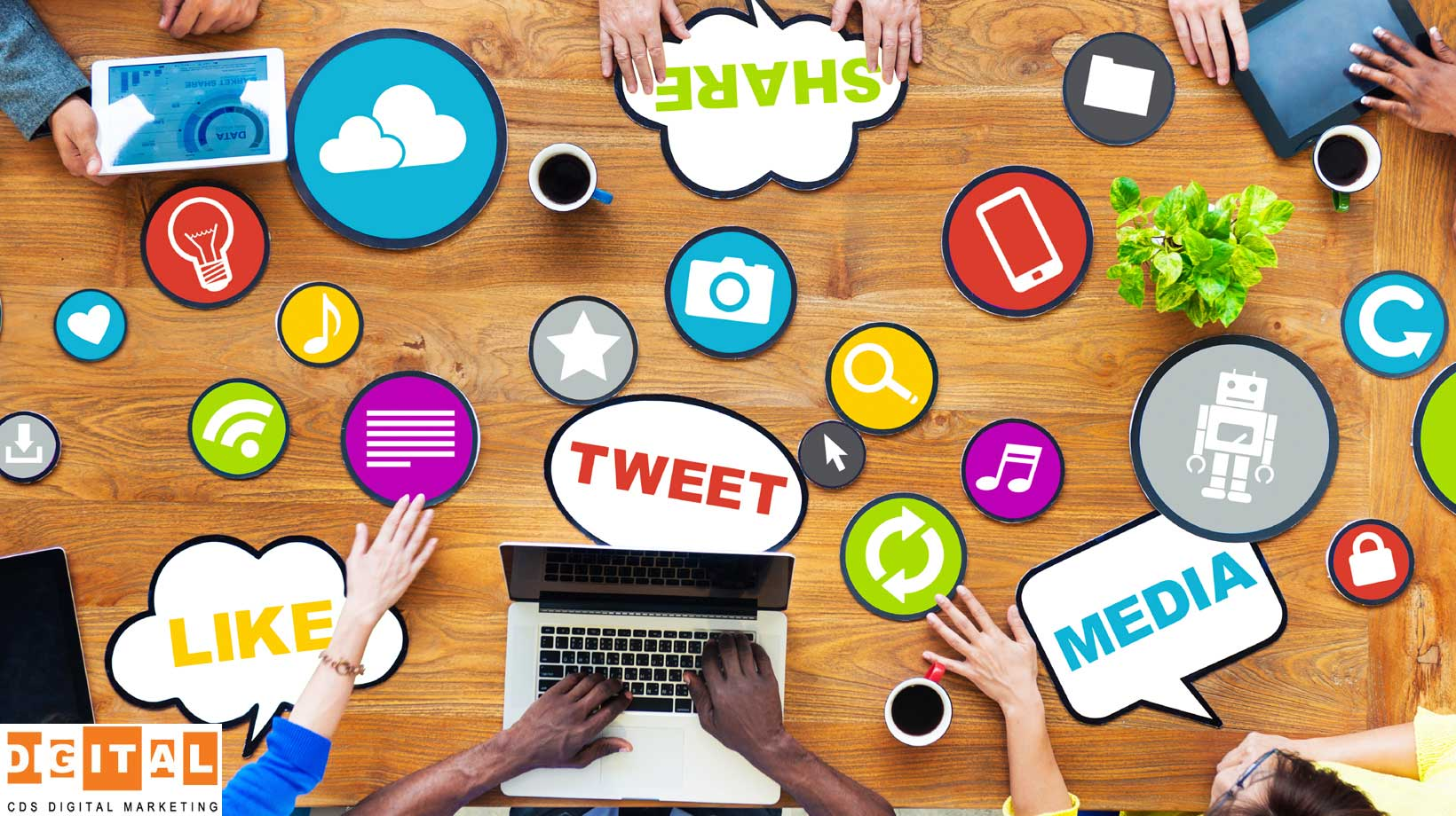 na društvenim mrežama